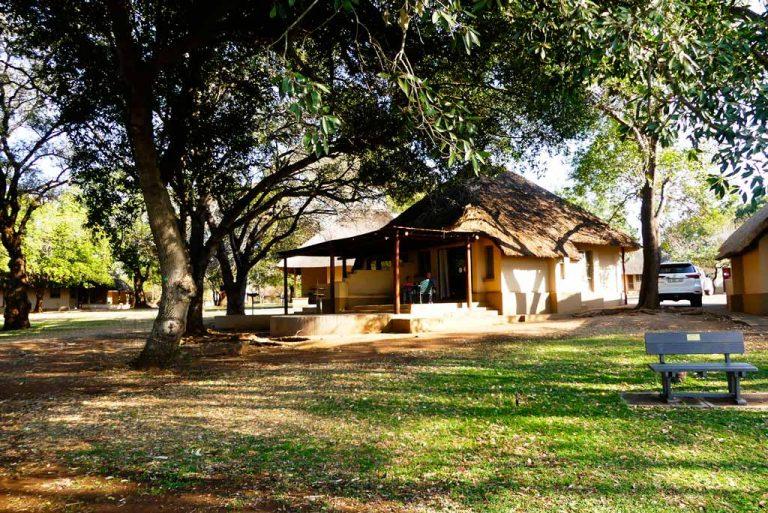 Bungalow en Lower Sabie. Kruger N.P.