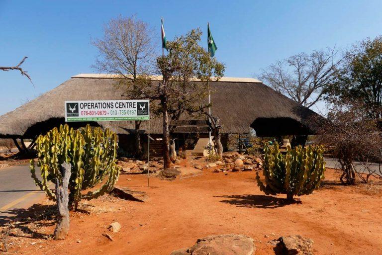 Puerta de Malelane, Kruger N.P.