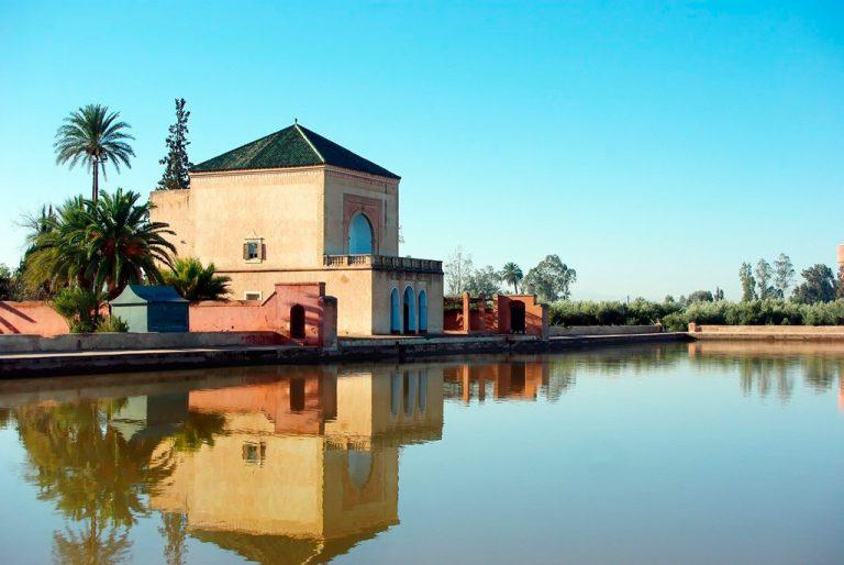 Palacio de la Menara.