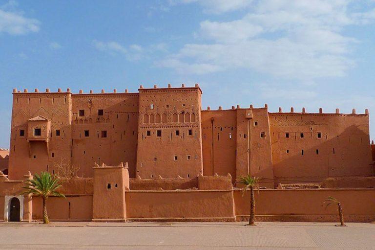 Palacio de Ouarzazate.